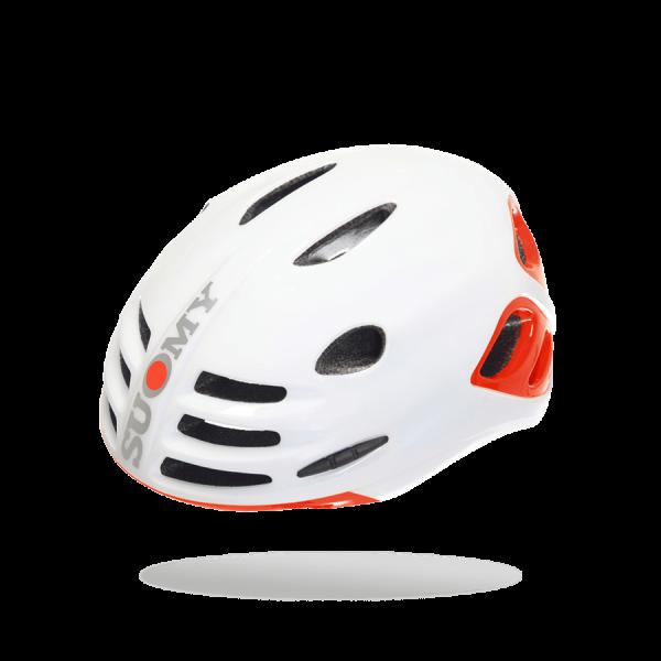 Sfera white glossy/orange fluo glossy