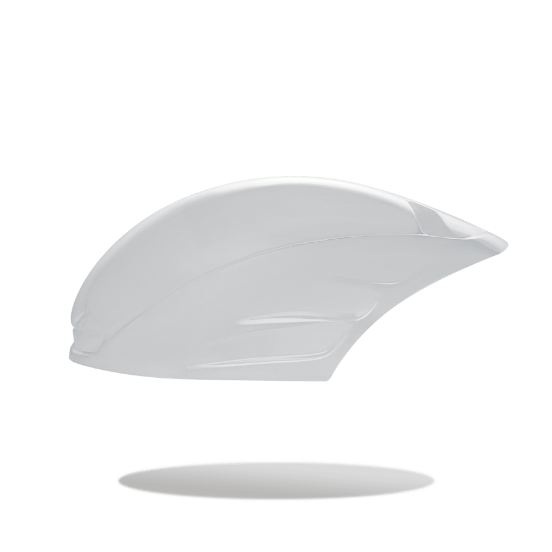 AERODYNAMICS RAIN COVERS (for GUN WIND helmet) -  SHORT
