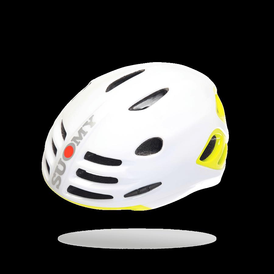 Sfera white glossy/yellow fluo glossy